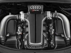 Audi оснастит R8 бензиновым турбодвигателем