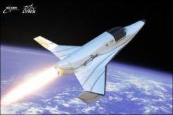Xcor Lynx - космический корабль на двоих (видео)