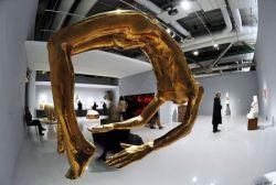 Выставка Луизы Буржуа (Louise Bourgeois) в Париже (фото)