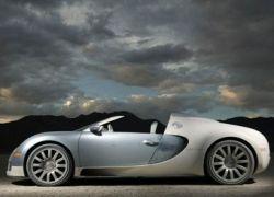 Bugatti не хватает Veyron