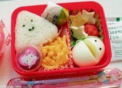 Бенто – ланч - креативная японская еда (фото)