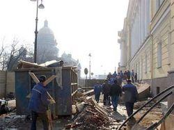 Начался переезд Конституционного суда из Москвы в Санкт-Петербург