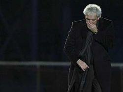 Уволен немецкий тренер сборной Грузии по футболу