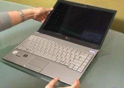 LG P-300 – новый конкурент MacBook Air