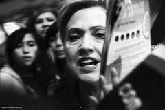 Хиллари Клинтон обещает сражаться как Рокки