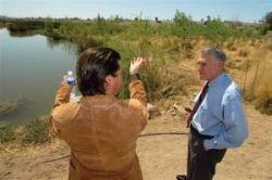 Америку будут строить на болотах