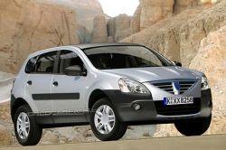 Dacia начала испытания нового кроссовера Logan