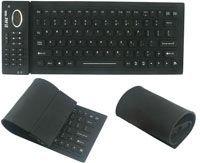 Мягкая клавиатура с функциями телефона и USB хаба