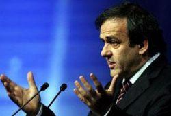 Мишель Платини: У УЕФА нет альтернативы Украине и Польше
