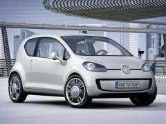 Volkswagen раздумывает над производственной площадкой для малыша Up!