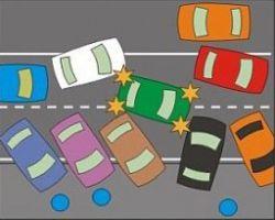 Правила вождения авто на российских дорогах (фото)
