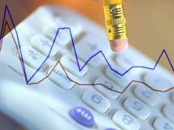 Инфляция в России составила почти пять процентов за квартал