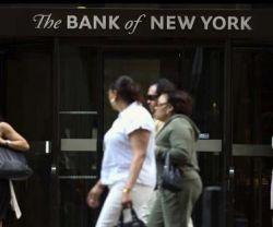 Россия требует с Bank of New York 22 млрд долларов