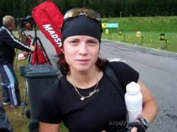 Светлана Слепцова стала чемпионкой России в спринте