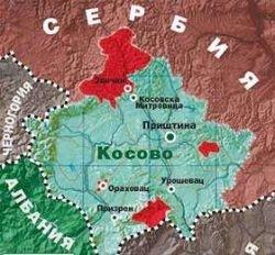 Македония ратует за передел границы с независимым Косово