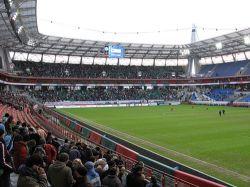 "\""Локомотив\"" пригрозил фанатам вернуть сетку на трибуну"