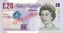 В Великобритании обновили деньги - королева на них постарела