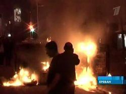Официальные данные о жертвах мартовских беспорядков в Армении: 8 погибших, 265 раненых