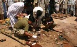 В Пакистане 13 человек погибли при взрыве газовых баллонов