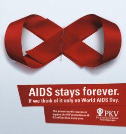США: 50 млрд долларов на борьбу со СПИДом