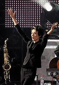 Земфира устроила цирк: завершившийся тур певицы запомнился в основном скандалами