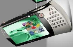 Lenovo Ideapad U8 – новое MID-устройство с новейшим процессором Intel Atom (видео)