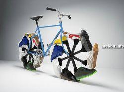 Велосипед, который ходит (видео)