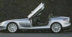 Mercedes избавляется от спорткара SLR