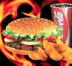 Fast-food опасен даже для крыс