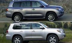 За что доплачивать 1 500 000 рублей в каждый Lexus LX