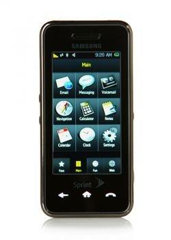 """Samsung Instinct – поприветствуем \""""настоящего убийцу\"""" iPhone"""
