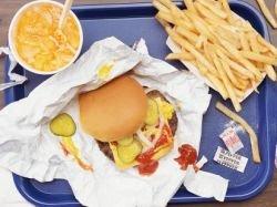 Чем питаются американцы? (фото)