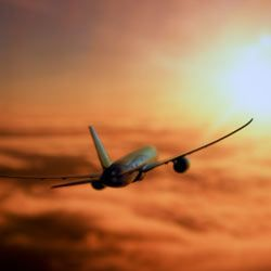 В небе появится самолет-дом