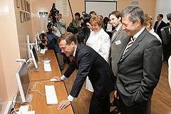 Дмитрий Медведев против ограничений на доступ к интернет-сайтам в школах