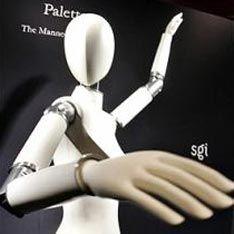 В Японии изобрели робота-манекенщика (видео)