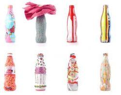 Новый дизайн бутылок Coca-Cola (фото)