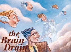 Как утекают мозги?