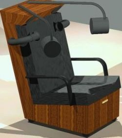 Surround Sound Chair: весь Dolby Surround в одном кресле