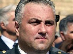 Хорватский генерал застрелился при задержании