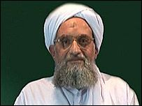 Айман Завахири: Усама бин Ладен жив и здоров