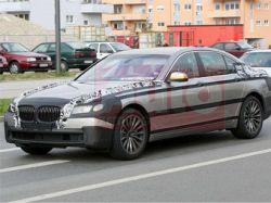Новый седан BMW 7-Series представят на автосалоне в Париже