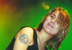 Татуировка выдала секрет Земфиры