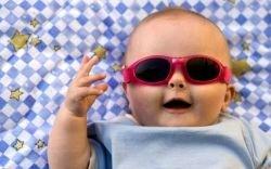 Смешная подборка младенцев в стиле hip-hop (фото)