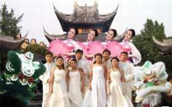 Олимпиада устроит в Пекине свадебный бум