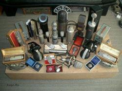 Галерея винтажных микрофонов (фото)