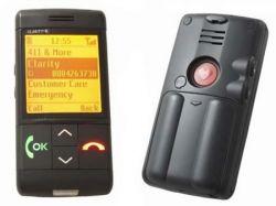 Мобильный телефон ClarityLife для пожилых людей