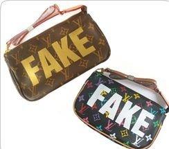 Война luxury-подделкам: роскошь будут продавать с лотка на улице