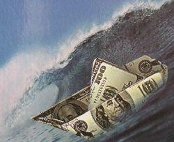Только за первые три месяца 2008 года из России вывезли почти 23 миллиарда долларов