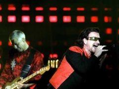 Группа U2 представит уникальный 3D-концерт в Москве