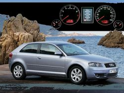 Audi хочет сделать из A3 седан